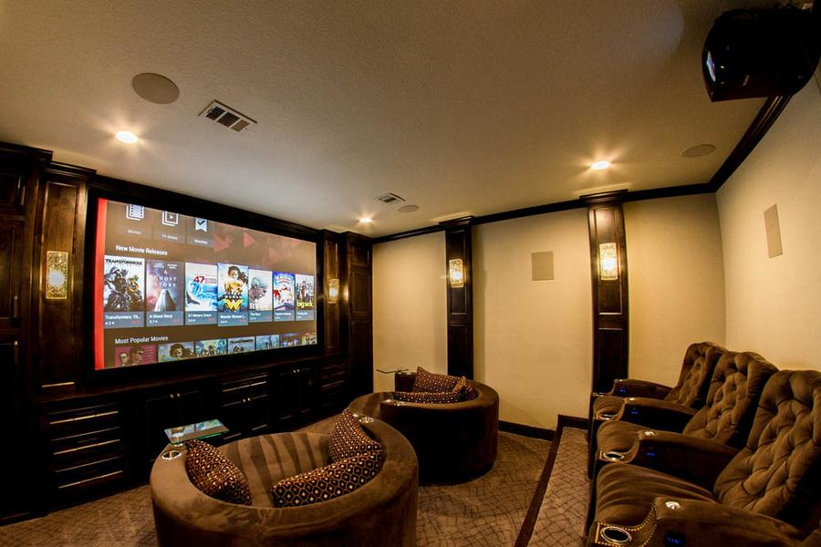 A Professional Integrator Makes Any Home Theater Installation Hassle-Free